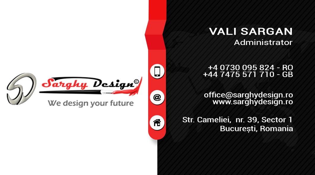 C.V. Sarghy Design 1