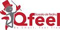 Logo Scoala de Teatru Q-Feel 2015